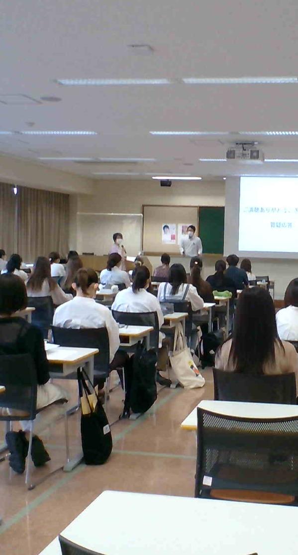 支援実績08(日本赤十字秋田看護大学)